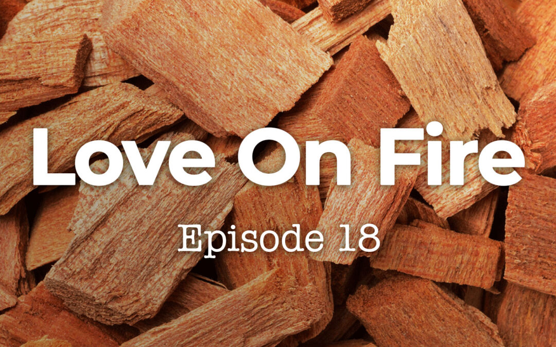 018 Love On Fire: Genesis 16 and Laying it Down on an Unholy Altar